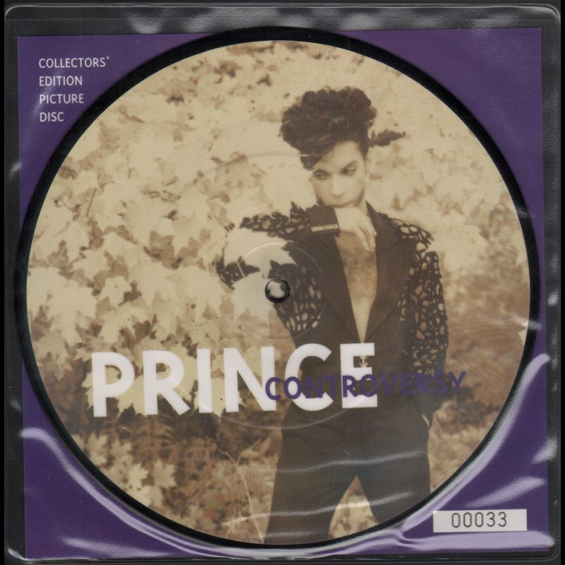 Controversy (Picture Disc)